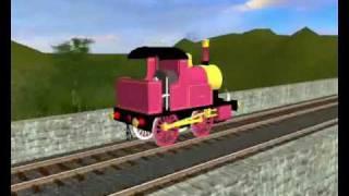 getlinkyoutube.com-Thomas &The Magic Railroad chase