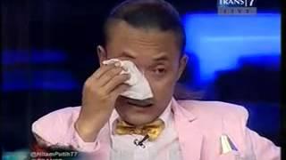 getlinkyoutube.com-Sule dan Rizky menangis di Hitam Putih Trans7