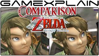 getlinkyoutube.com-Zelda: Twilight Princess HD Head-to-Head Comparison (Wii U vs. Wii, GameCube)