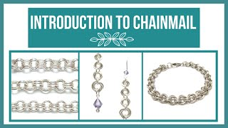getlinkyoutube.com-Introduction to Chainmail - Beaducation.com