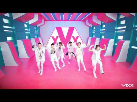 빅스(VIXX) SUPER HERO 뮤직비디오( [VIXX] SUPER HERO Official Music Video )