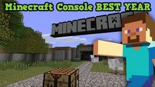 getlinkyoutube.com-When Was Minecraft Console BEST?