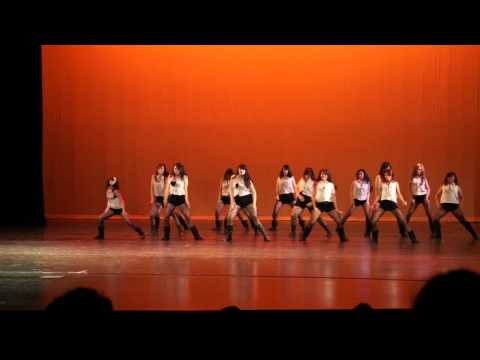 Alpha Sigma Lambda [ASL] &amp; Alpha Delta Kappa [ADK] AGC Talent Show 2012