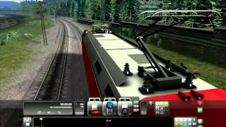 getlinkyoutube.com-RailWorks 3 Train Simulator 2012 Crash