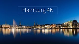 Hamburg City 4K - Andru Milla