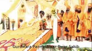 getlinkyoutube.com-Didar Bajaan Wale Da Sant Baba Ranjit Singh Ji (Dhadrian Wale) Part 11