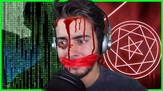 getlinkyoutube.com-SEARCHING THE DEEP WEB 🌟MURDER & SUMMONING🌟 - Human ENDING (Horror Gameplay Funny Moment