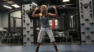 getlinkyoutube.com-Sophia Crawford working out