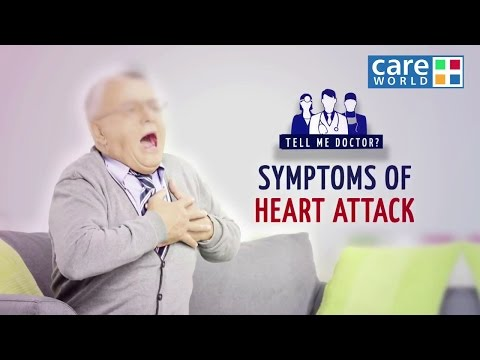Symptoms Of Heart Attack - Dr. B. K. Goyal - Tell Me Doctor