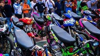 getlinkyoutube.com-Dàn xe Drag siêu khủng tại SVĐ Phú Thọ 15/8/15
