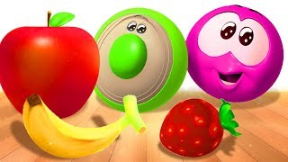 Colors with Wonderballs | Cartoons For Children | Cartoon Candy