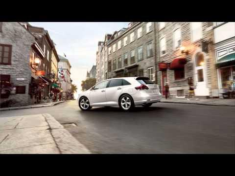 2014 Toyota Venza auto new 1080p