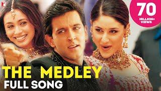 getlinkyoutube.com-Medley - Song | Mujhse Dosti Karoge | Hrithik Roshan | Kareena Kapoor | Rani Mukerji | Uday Chopra