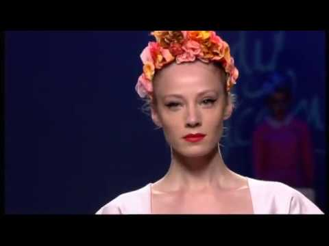 Lady Cacahuete Spring Summer 2014: Pasarela EGO MBFWM