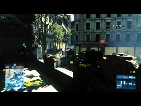 Battlefield 3 : Seine Crossing : Rush (Defender) : Xbox 360