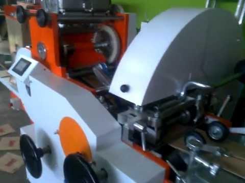 Masina za flekso stampu, Flexo printing machine