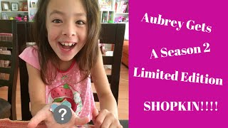 getlinkyoutube.com-Aubrey Anderson-Emmons Gets A Limited Edition Season 2 Shopkins!
