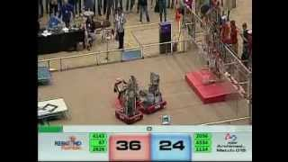 getlinkyoutube.com-2012 FRC Championship - Archimedes Division - Match 19 Final 1-1