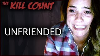 Unfriended (2014) KILL COUNT width=