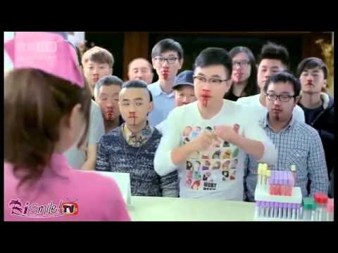 Chinese funny video  The sexy Nurse  English Sub