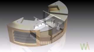 getlinkyoutube.com-Woodwork for Inventor