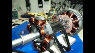 getlinkyoutube.com-Gerador com sucata de motocicleta Gilmar  Ribas Eletrônica Ribas Irani SC