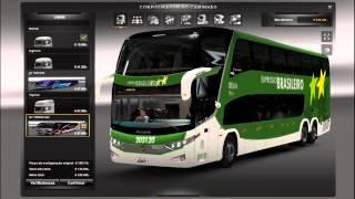 getlinkyoutube.com-Mod Bus no Euro Truck Simulator 2 - Instalando, como comprar e avaliando!!!