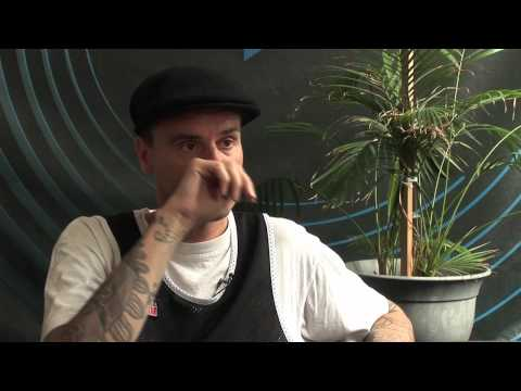 Def P & The Beatbusters interview - Def P (deel 2)