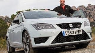 getlinkyoutube.com-Seat Leon Cupra im Test | Fahrbericht | Video | 2014