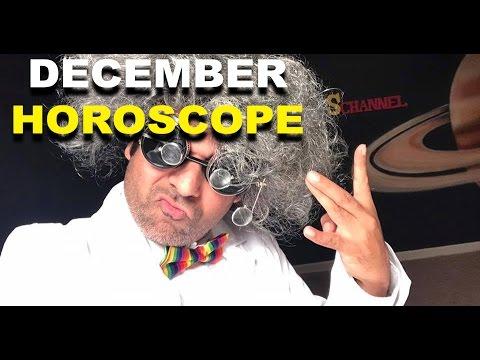 December Horoscope 2016 (Dr. Transit Rap)