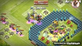 getlinkyoutube.com-Castle Clash : HBM S no granius & hero f2p easy