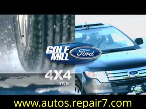 Ford Edge 2006 2009 2010 Manual De Taller Mecanica y Reparacion