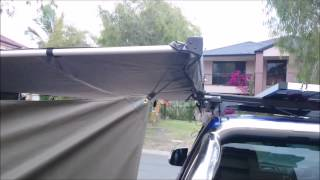 getlinkyoutube.com-Ford Ranger Camping Setup