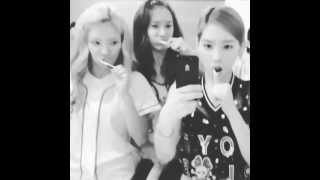 getlinkyoutube.com-[Video] 130705 Taeyeon Instagram Update with Hyoyeon and Yoona