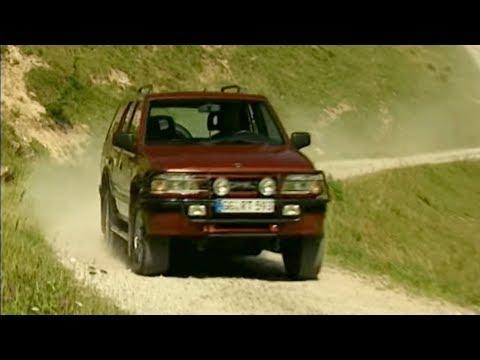 Opel Frontera (Isuzu Rodeo
