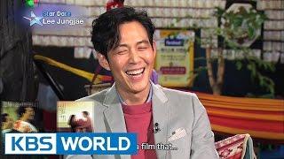 getlinkyoutube.com-Guerilla Date with Lee Jungjae (Entertainment Weekly / 2014.12.06)