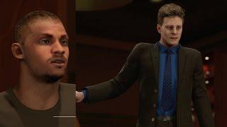 getlinkyoutube.com-NBA 2K15 PS4 My Career - Creation & Tryout!