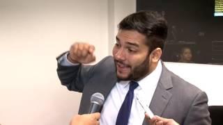 Entrevista: Platiny Soares denuncia descaso com a segurança pública no AM