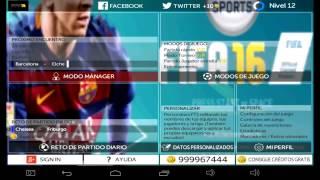 getlinkyoutube.com-FTS 16 (MOD FIFA 16) Para Android