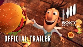 Cloudy With a Chance of Meatballs - Official Trailer #1 width=