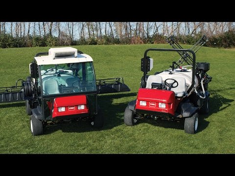 Toro Multi Pro® 5800 Sprayer Overview
