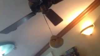 getlinkyoutube.com-Video tour of ceiling fans in my dad's mom's house