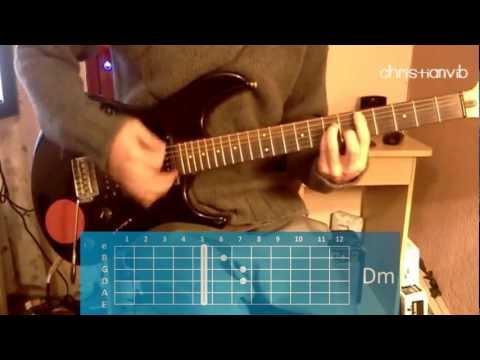 Como tocar la chispa adecuada en guitarra (HD) Tutorial