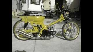 getlinkyoutube.com-Honda C-700 Before & After