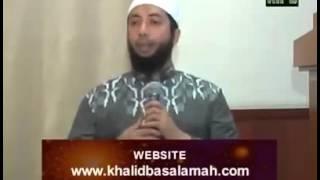 getlinkyoutube.com-Cara Meruqiyah diri sendiri - Ustadz Kholid Basalamah