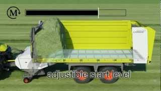 getlinkyoutube.com-CLAAS CARGOS loading process animation / 2010
