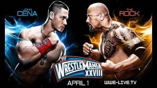 "getlinkyoutube.com-WWE WrestleMania 28 Theme Song: ""Invincible"" + Download Link"