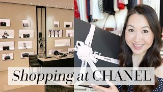 getlinkyoutube.com-Buying my last Chanel Bag!? Shopping in London Vlog & Reveal!