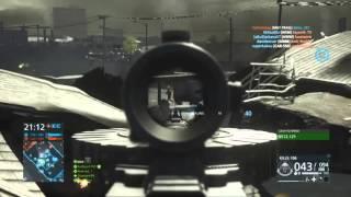 getlinkyoutube.com-SYNDICATE GUN (Lewis LMG) Gameplay | Battlefield Hardline