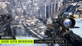 Sniper: Ghost Warrior 3 - Side Ops Mission: Challenge Mode